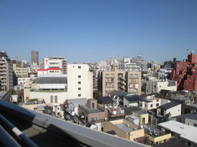 【展望】シュロス台東根岸
