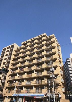 【外観】ライオンズマンション早稲田正門通り