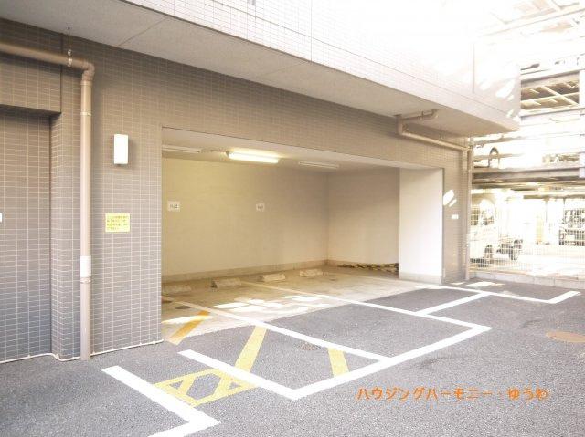 【駐車場】プレステージ西台ステーションフロント