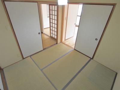 【和室】空城コーポ