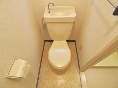 【トイレ】空城コーポ