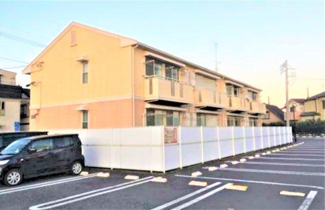 【外観】千葉市花見川区作新台2丁目の一棟売りアパート