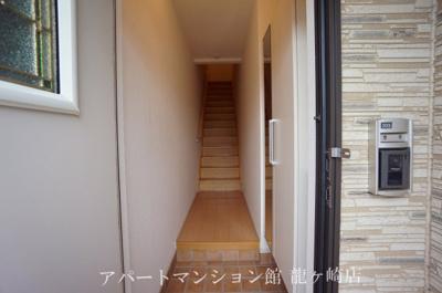 【玄関】コフレッタ