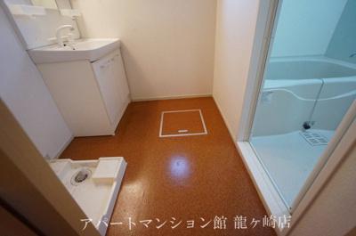 【洗面所】コフレッタ