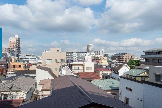 【展望】グローリオ大井町