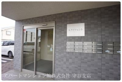 【エントランス】K.ライツェント