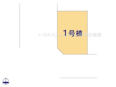 【前面道路含む現地写真】名古屋市西区大金町3丁目59【仲介料無料】新築一戸建て