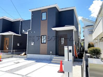 【外観】所沢市和ケ原1丁目・全2棟 新築一戸建 1号棟