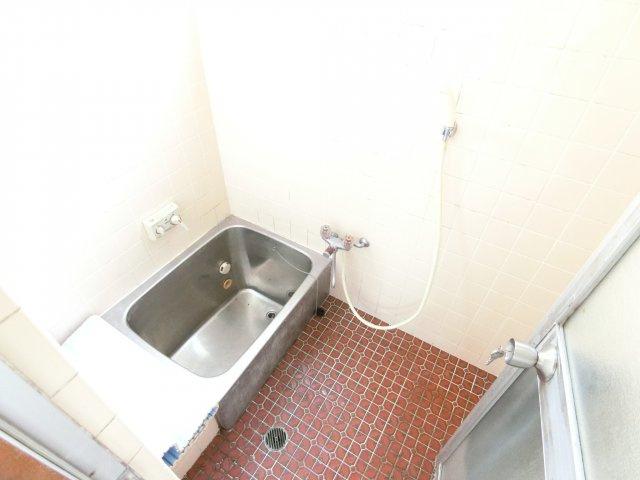 【浴室】中茶屋貸家