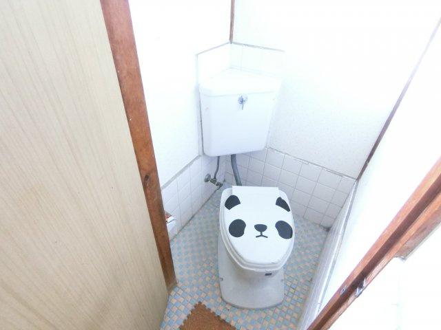 【トイレ】中茶屋貸家