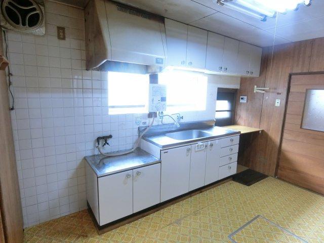 【キッチン】中茶屋貸家