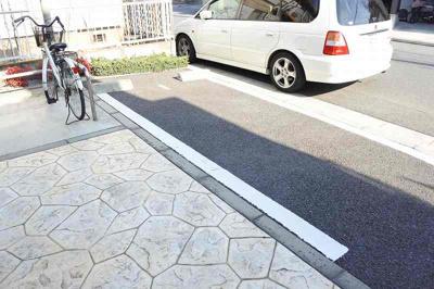 【駐車場】グレイス・アーク