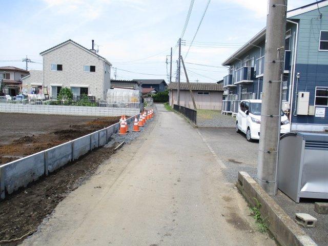【周辺】見川3丁目土地