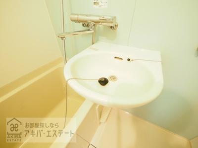 【洗面所】ルーブル大島