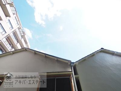 【展望】ルーブル大島