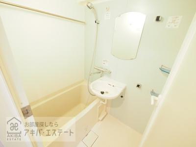 【浴室】ルーブル大島