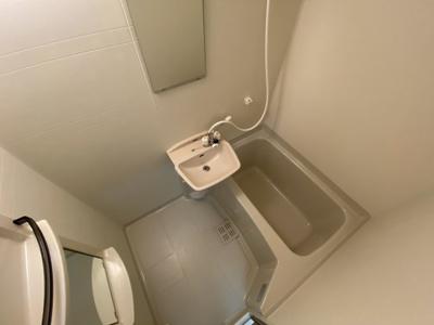【浴室】メイン白山