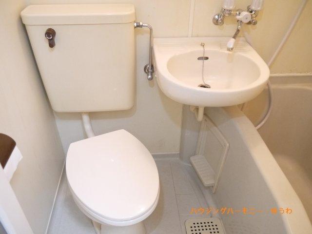 【トイレ】スマートホームズ北池袋