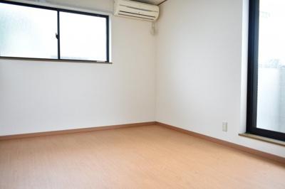 【寝室】清水ヶ丘Mハウス