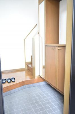 【玄関】清水ヶ丘Mハウス