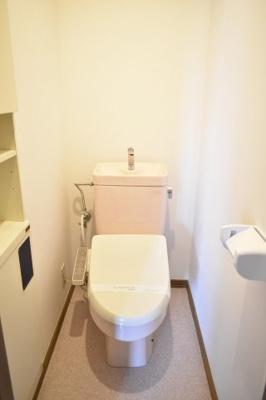 【トイレ】清水ヶ丘Mハウス