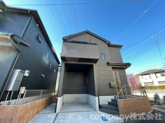 【外観】茅ヶ崎市松風台2丁目 新築戸建て B号棟