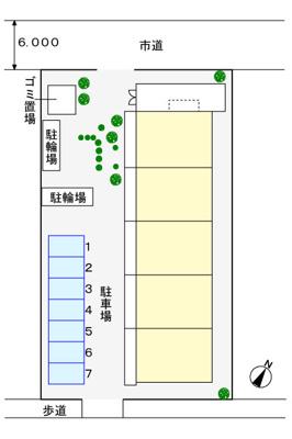 【区画図】グロースリング