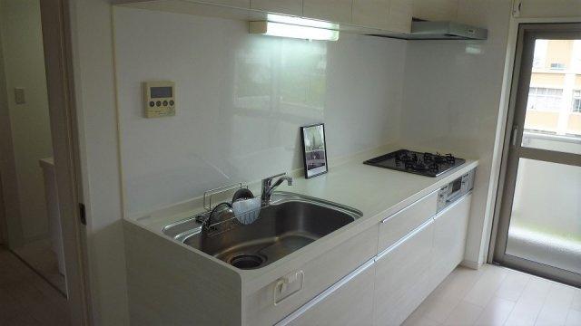 【キッチン】新多聞第3住宅 206号棟