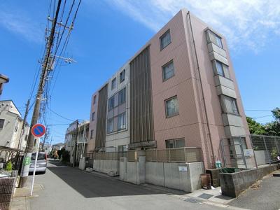南武線「宿河原」駅より徒歩6分!鉄筋コンクリートの4階建てマンションです♪楽器OK!楽器が演奏できる部屋をお探しの方にもおすすめです☆