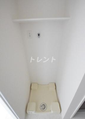 【洗面所】リヴシティ飯田橋