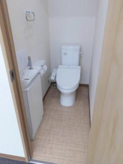 【トイレ】B-スクエアⅡ
