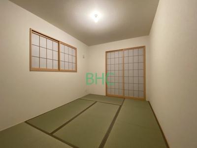 【和室】唐崎4丁目 分譲3区画 2号地