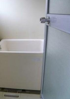 【浴室】ビラハイデルベルグ
