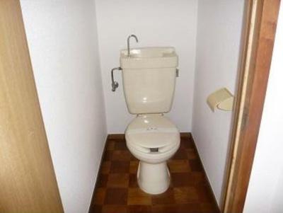 【トイレ】ビラハイデルベルグ