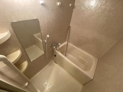 【浴室】ベルジエール田端