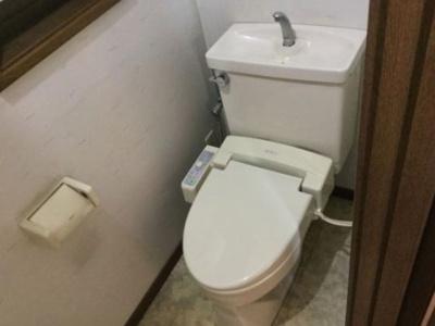 【トイレ】神戸市垂水区上高丸3丁目 中古戸建 収益