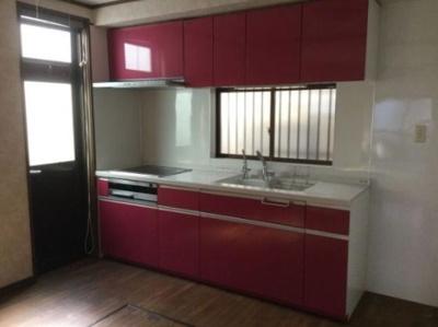 【キッチン】神戸市垂水区上高丸3丁目 中古戸建 収益