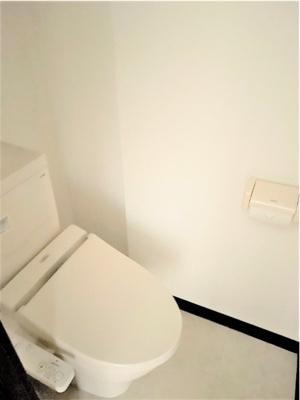 【トイレ】パラシオン笹塚