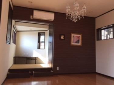 【居間・リビング】神戸市垂水区五色山4丁目 中古戸建 収益