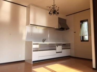 【キッチン】神戸市垂水区五色山4丁目 中古戸建 収益