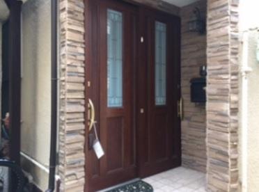 【玄関】神戸市垂水区五色山4丁目 中古戸建 収益