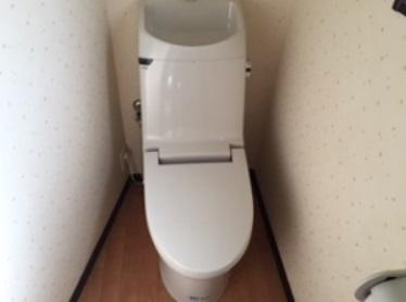 【トイレ】神戸市垂水区五色山4丁目 中古戸建 収益
