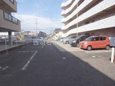 【駐車場】サンプレイス西明石