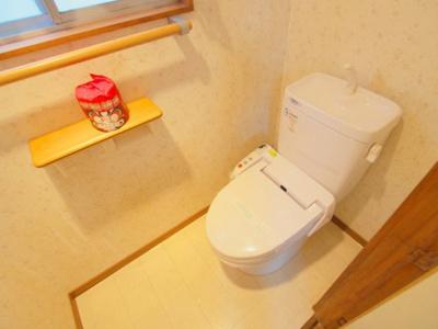 【トイレ】安芸中野貸家