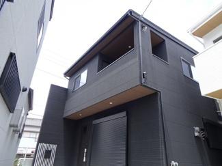 【外観】川西市東久代1丁目10の9 新築一戸建