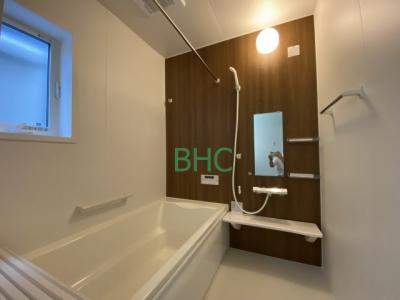 【浴室】唐崎4丁目 分譲3区画 3号棟