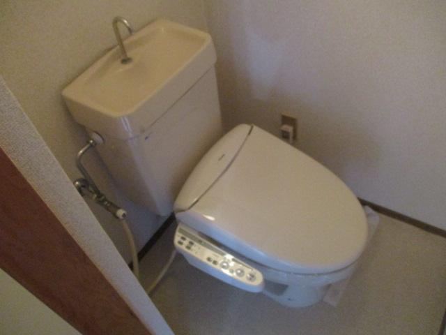 【トイレ】メゾンシャピー岸里