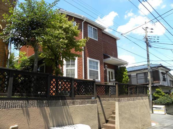 【前面道路含む現地写真】多摩美2丁目 輸入中古住宅