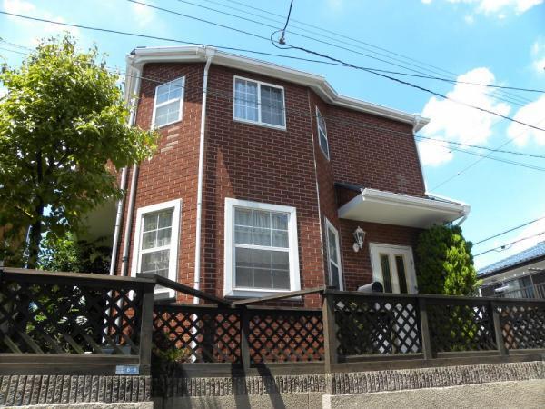 【外観】多摩美2丁目 輸入中古住宅