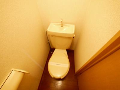 【トイレ】レオパレス浪漫